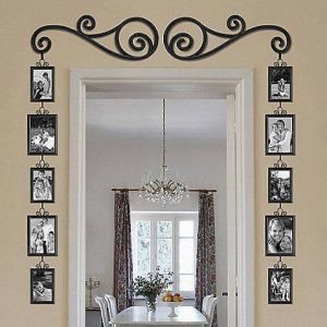 door frame photo frame